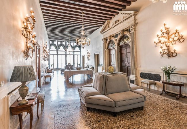 Appartement à Venezia - Ca' Cerchieri Loredan