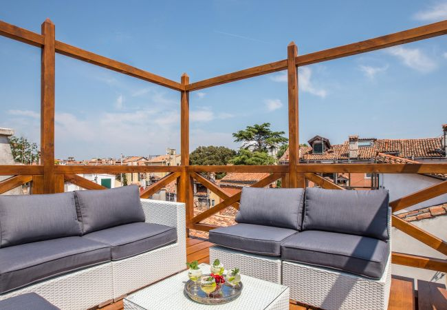 Appartement à Venezia - Gondolieri Luxe Vénitien