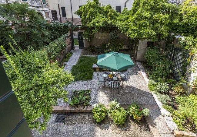 Appartamento a Venezia - Ca' Carmini con Giardino Privato