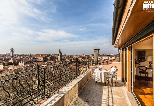 a Venezia - Ca' Cerchieri Terrace