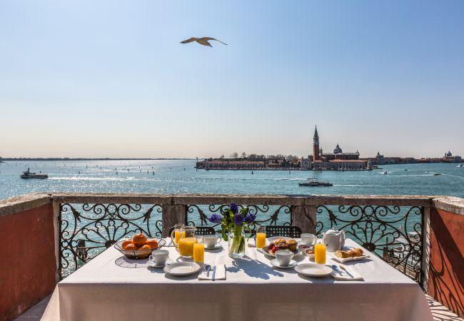 a Venezia - Ca' del Santo