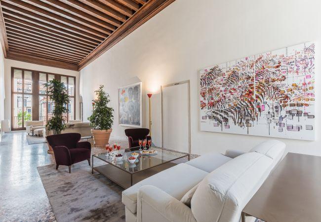 Appartamento a Venezia - Drapier su Piano Nobile Veneziano