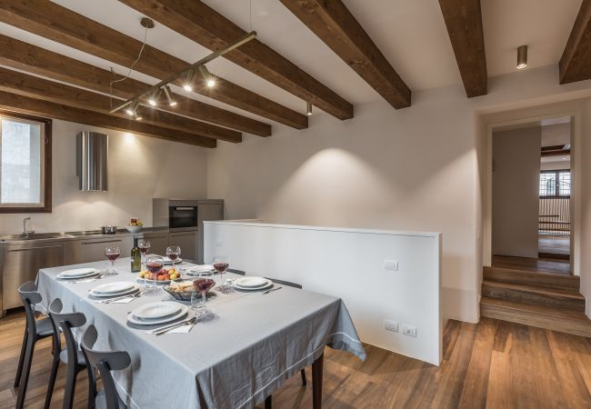 Appartamento a Venezia - Saoner Design Veneziano