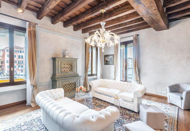 Appartamento a Venezia - Ca' dei Diamanti Grand Canal