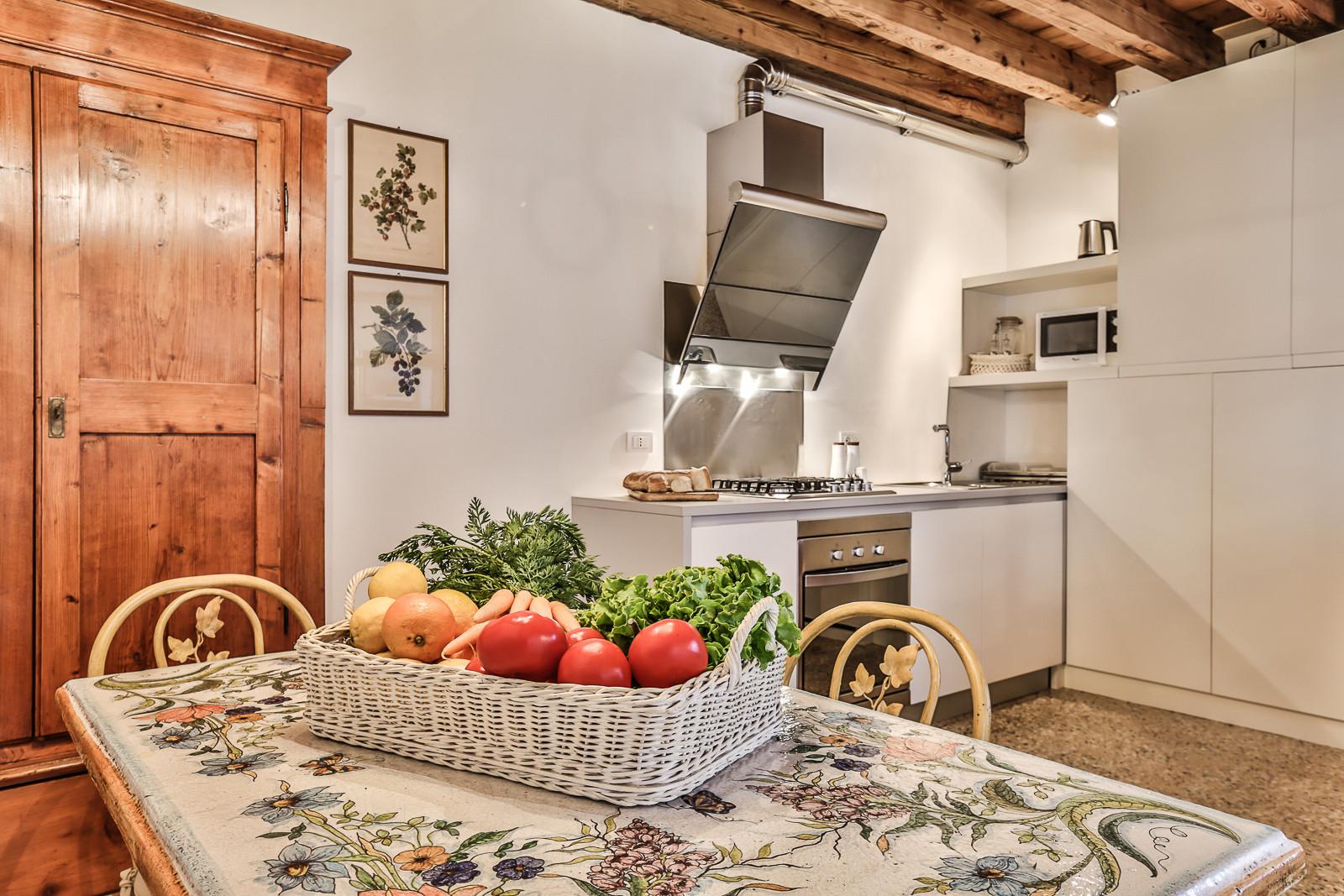 Ca' San Lorenzo: Venice apartment for rent in Castello ...
