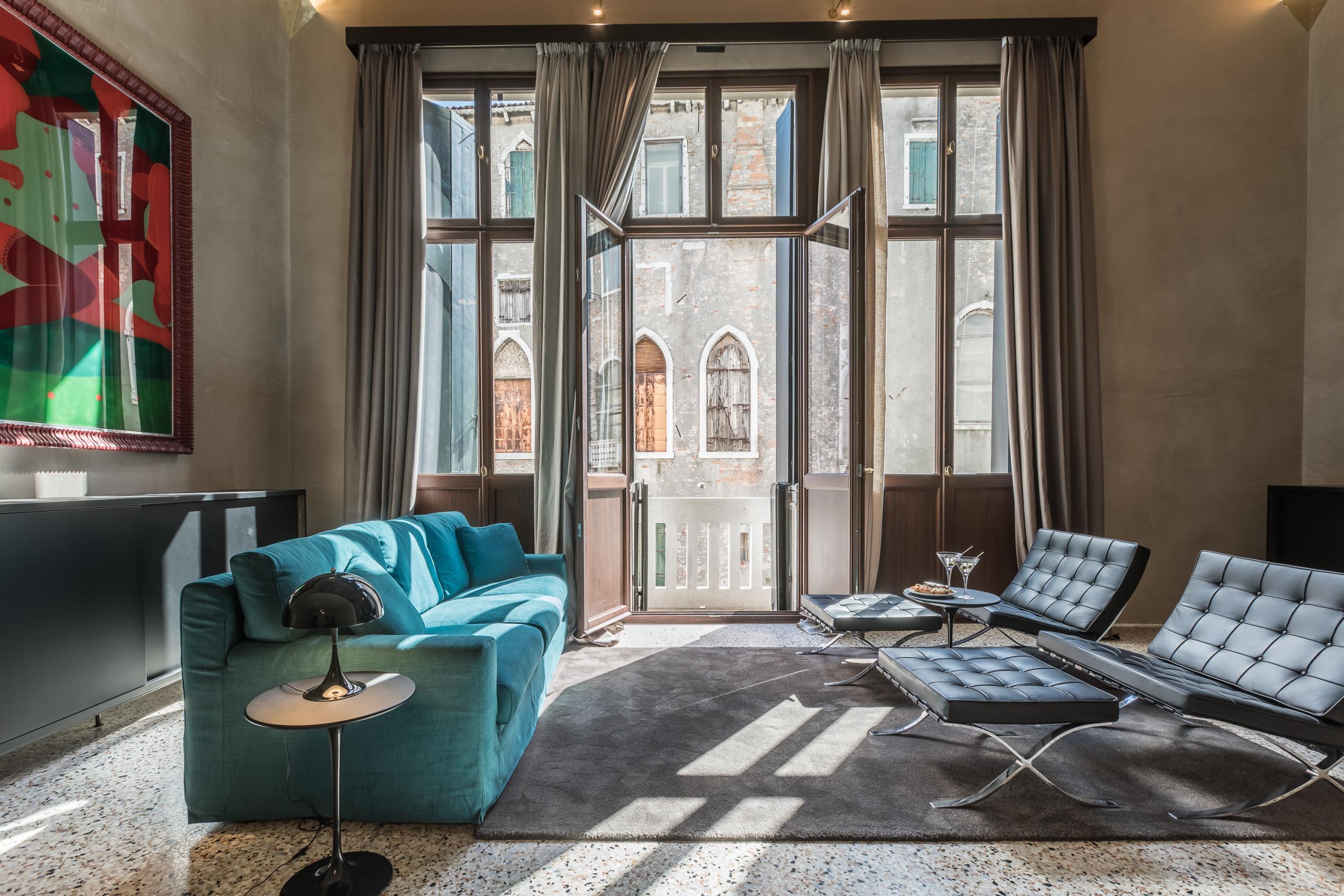 Varoter, rental apartment in cannaregio area, Venice.