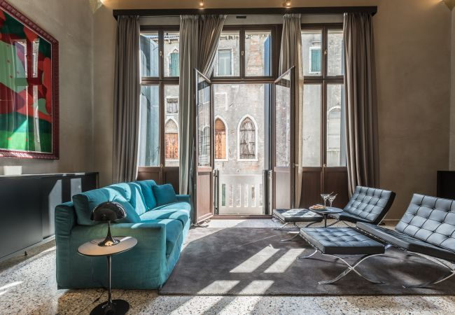 Apartment in Venezia - Varoter Design Venetian Studio