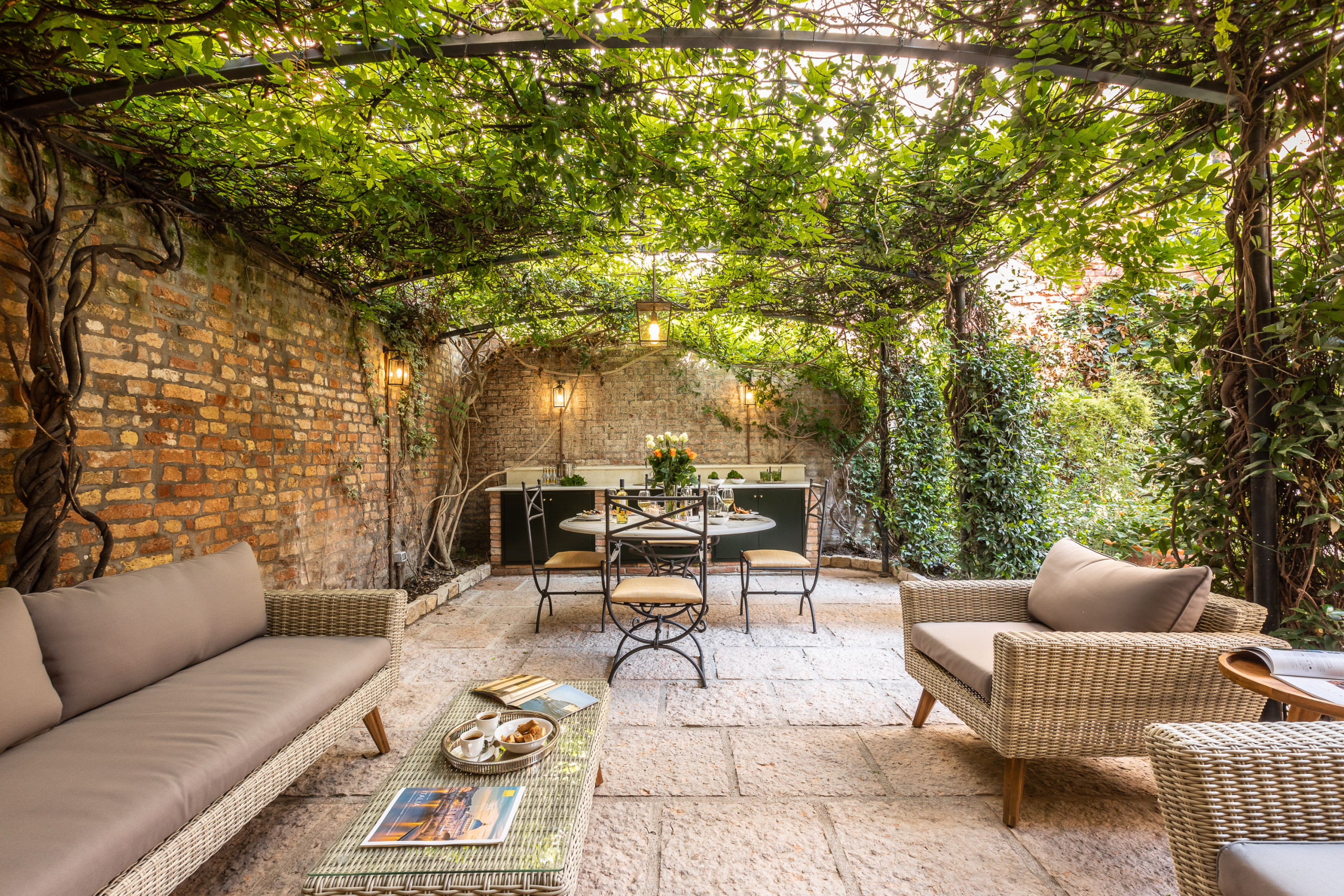 La Baruffa, Venice Apartment for rent with private garden ...
