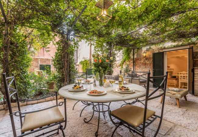 Apartment in Venezia - La Baruffa with Private Garden